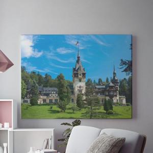 Tablou Canvas Castelul Peles