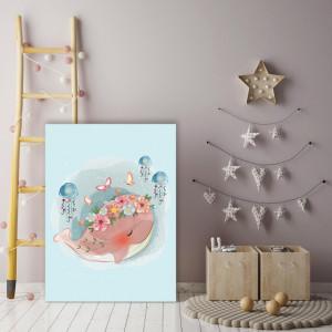 Tablou copii - Under the sea