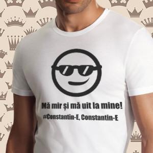 Imprimeu tricou CONSTANTIN-E, CONSTANTIN-E