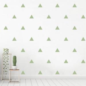 Triunghi forma geometrica - 80buc