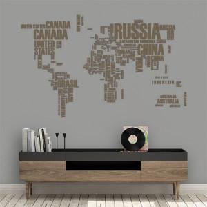 Harta lumii 2