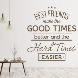 Best Friends Good Times