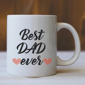 Cana Cu Mesaj - Best Dad Ever