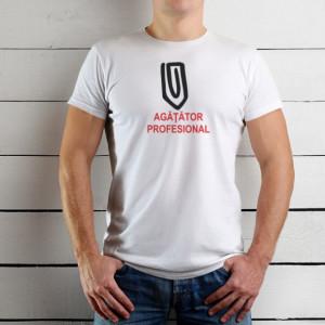 Imprimeu tricou AGATATOR PROFESIONAL