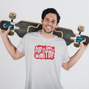 Imprimeu tricou UIMITOR
