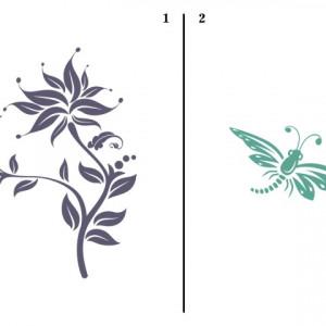 Libelula si Floarea