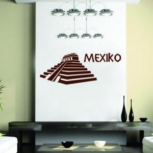 Sticker De Perete Mexiko