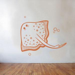 Sticker De Perete Pisica De Mare 2