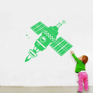 Sticker De Perete Satelit