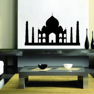 Sticker De Perete Taj Mahal