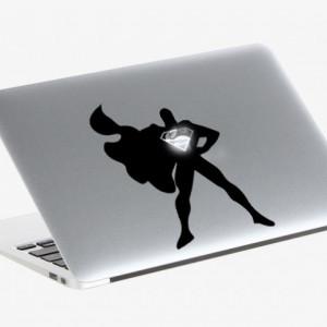 Sticker Pentru Laptop - Superman