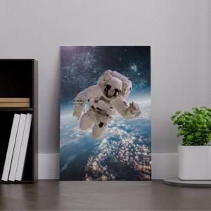 Tablou Acrilic - Astronaut In Spatiu