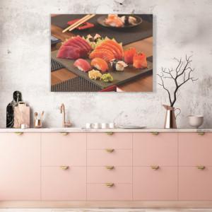 Tablou Bucatarie - Sushi