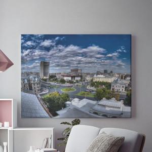 Tablou Canvas Bucuresti panorama