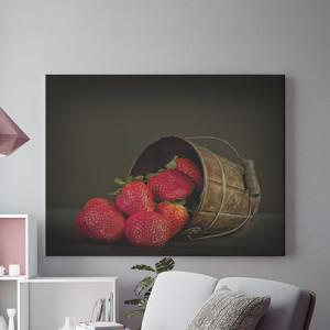Tablou Canvas Caldarusa cu capsuni