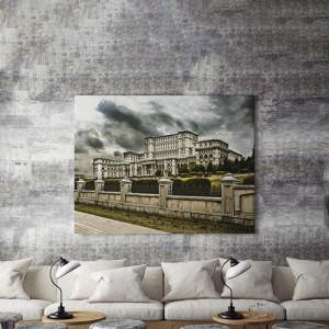 Tablou Canvas Casa poporului