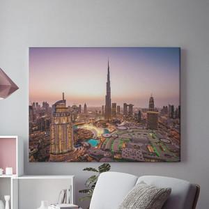 Tablou Canvas Dubai la rasarit