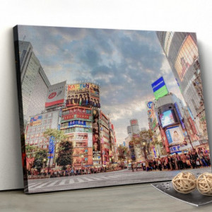 Tablou canvas - Tokyo