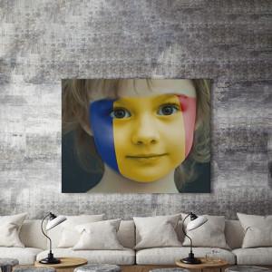 Tablou Canvas Young Romania