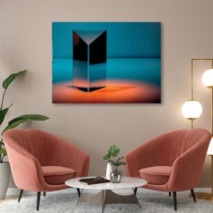 Tablou office - Prism