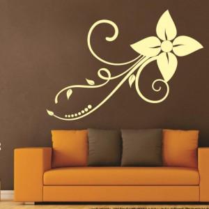 Floare de perete 1