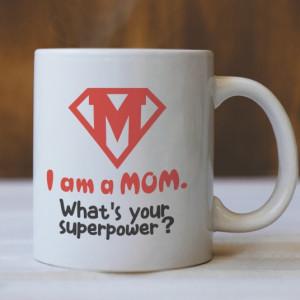 Cana Cu Mesaj - I Am A Mom