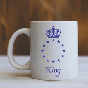 Cana Cu Mesaj - King