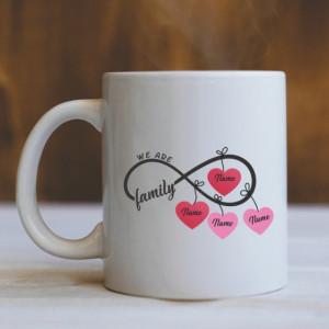 Cana Cu Mesaj - We Are Family