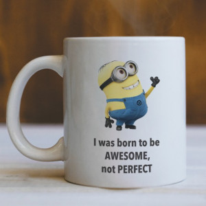 CANA I was born to be awesome!