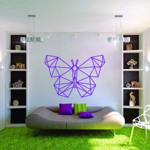 Fluture Stilizat