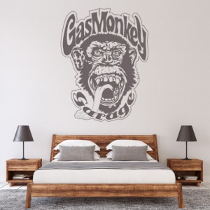 Gas Monkey TV Logo