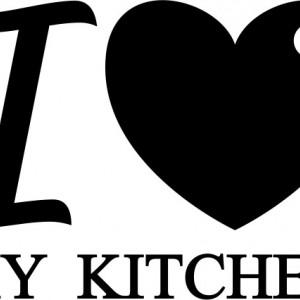 I love my kitchen