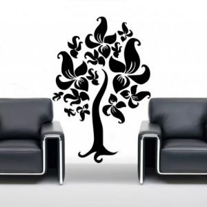 Pomul inflorat