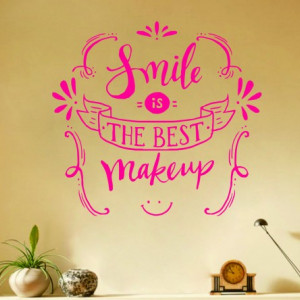 Smile Is The Best