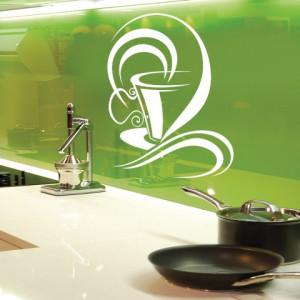 Sticker De Perete Cafea Aromata