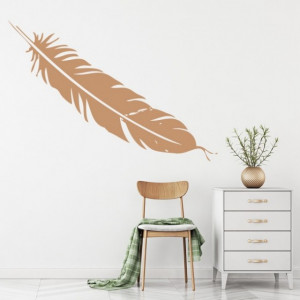 Sticker de Perete Floating Feather