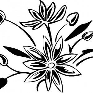 Sticker De Perete Lalele 01