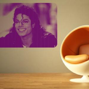 Sticker De Perete Michael