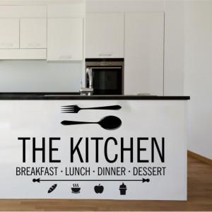 Sticker De Perete The Kitchen