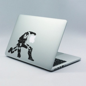 Sticker laptop - Iron Man
