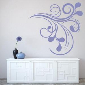 Swirl Pattern Corner
