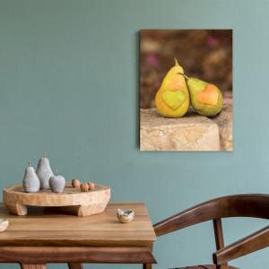 Tablou Bucatarie - Pears In Love