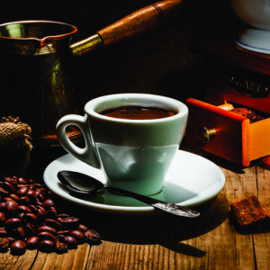 Tablou Canvas - Coffee 02