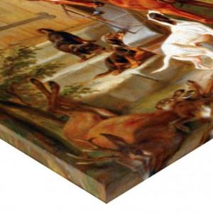 Tablou Canvas Efect Painting - Cai 01
