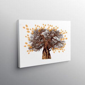 Tablou Canvas Finger Tree Zeus