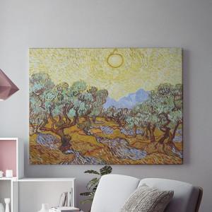 Tablou Canvas Peisaj pictura Van Gogh