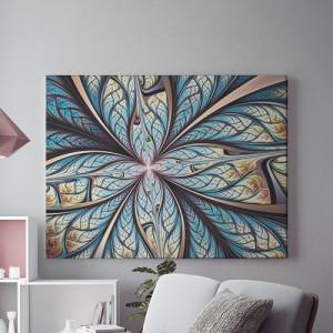 Tablou Canvas Vitralii petale