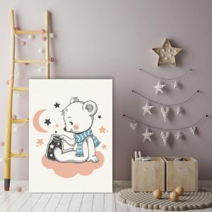 Tablou copii - Jar full of stars