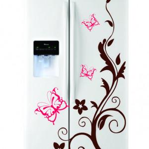 Sticker frigider - floare 13