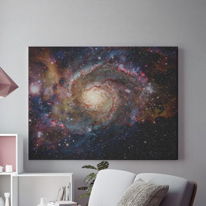 Tablou Canvas Galaxie